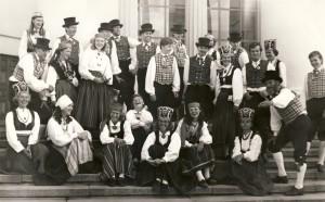 Leigarid Moskvas noorsoofestivalil 1985. aastal
