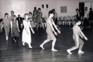 Leigarid proovisaalis 1989. aastal