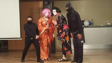 """""""Külalised"""" Jaapanist"""
