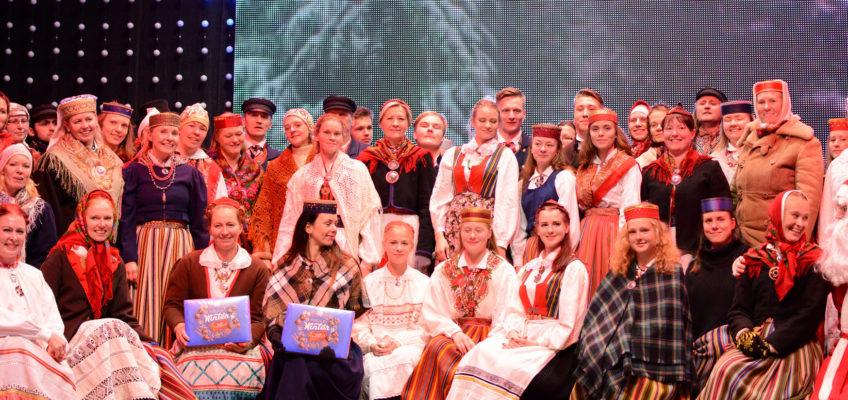 """Leigarite """"Põhjamaised lemmikud"""" Tallinna Jõuluturul"""
