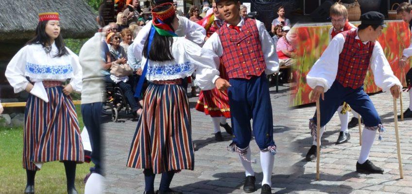 Jaapani vahetusõpilase üllatused Eestis: teistmoodi suši ja rahvatants