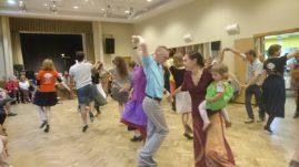 Flaami-läti-eesti tantsuõhtu Kiilis