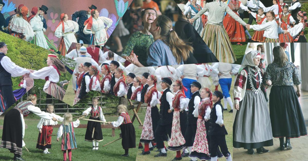 """Tantsuõhtuga konverentsipäev """"Eesti rahva- ja pärimustantsu stiilid – kontekst ja kompetents"""""""
