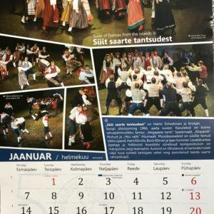 Leigarite kalender 2019